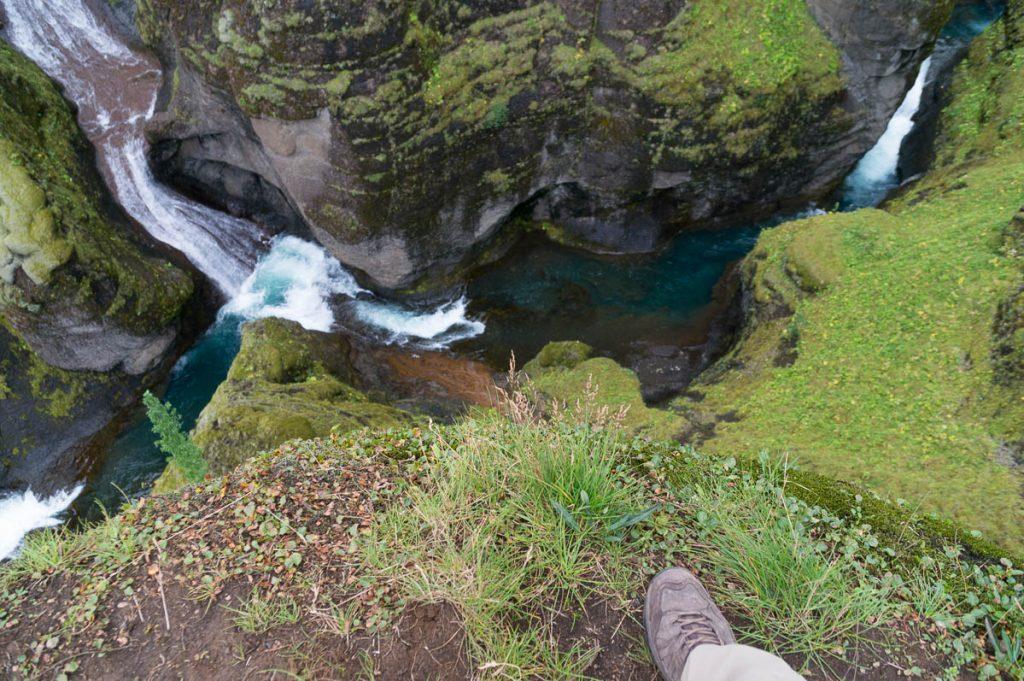 Canyon Wanderung