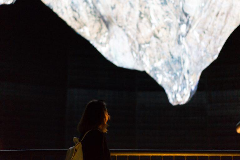 Matterhorn-Skulptur-Alina